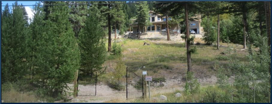 A Hillside Retreat